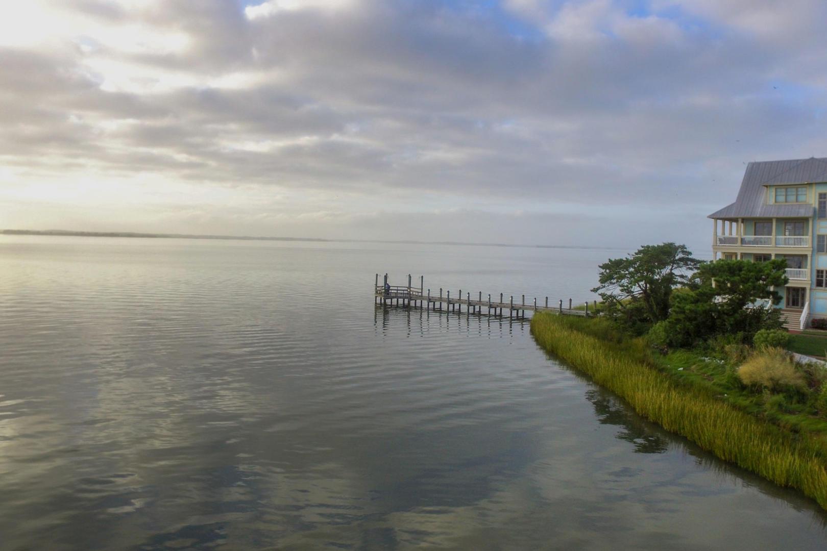 Sunset Island-Fishing and Crabbing Pier