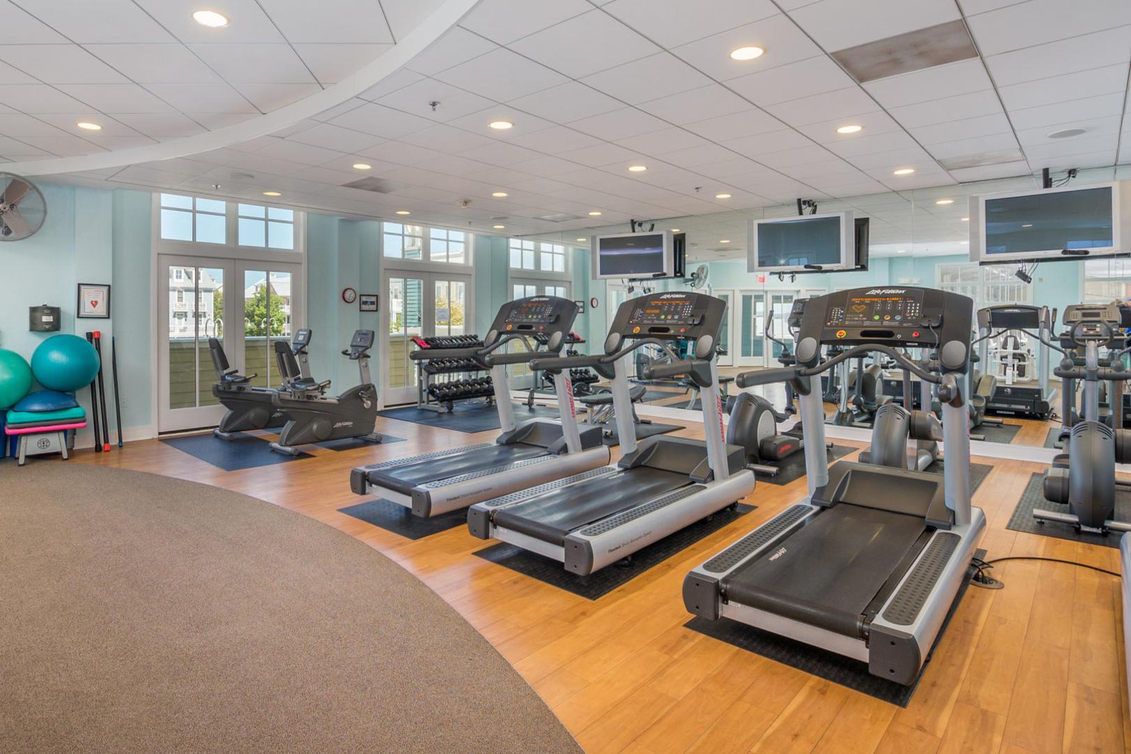 Sunset Island-Fitness Center