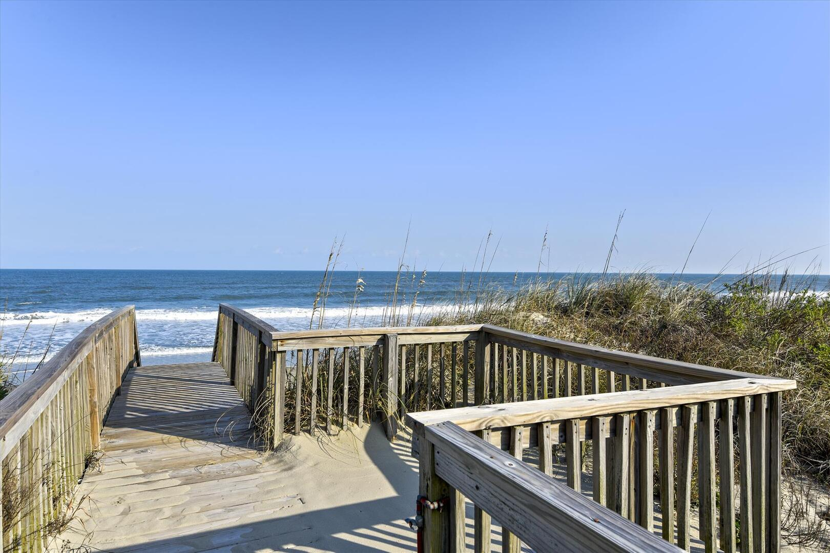 Middle/Pool Level,Beach Deck,