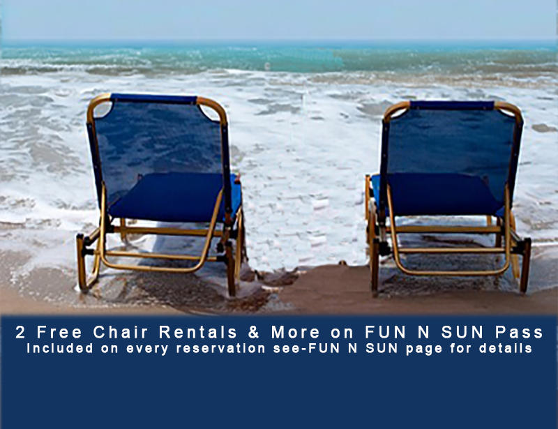 Free Rental On Fun N Sun Pass