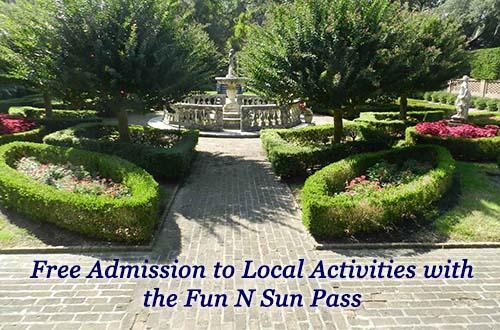 Free Activities Pass