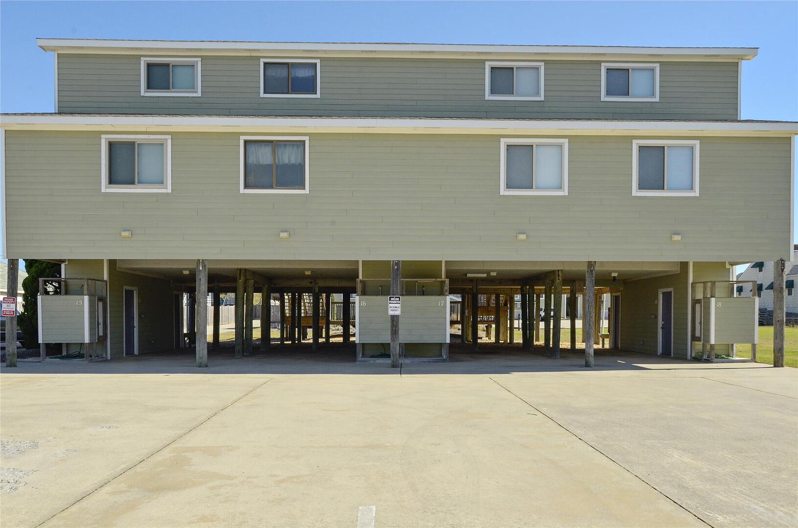 Exterior,Seawalk Condos 16,