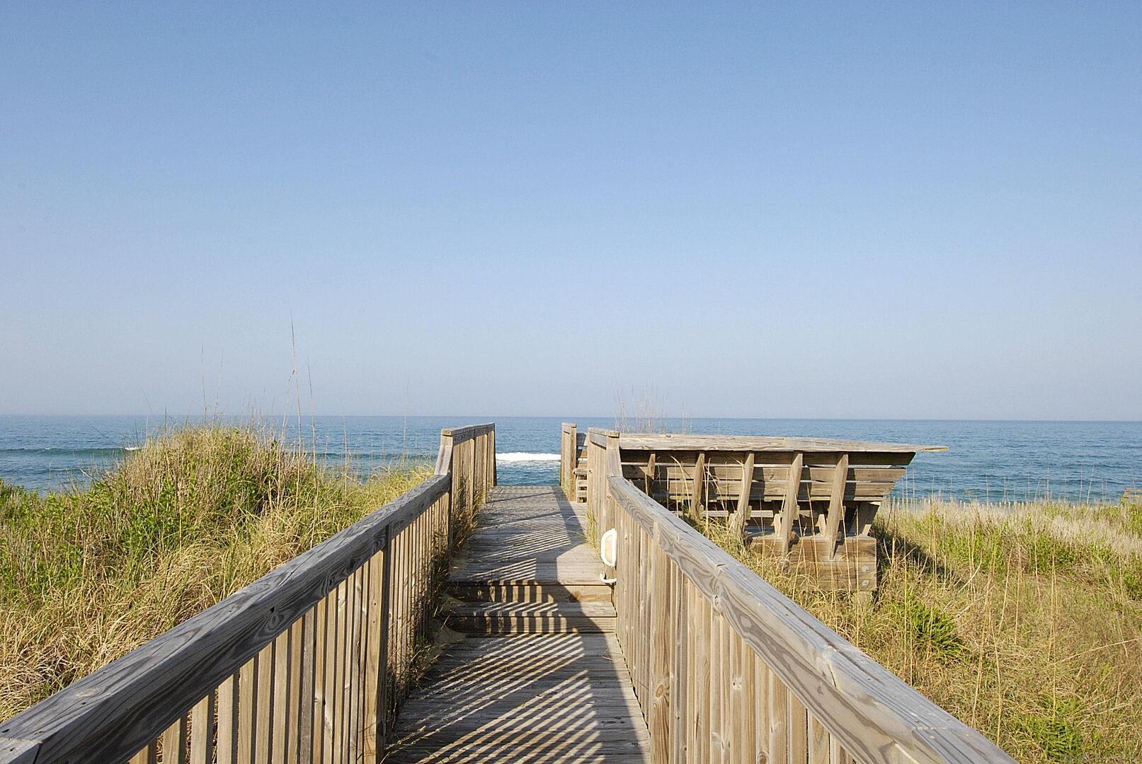 Amenity,Seawalk Beach Access,