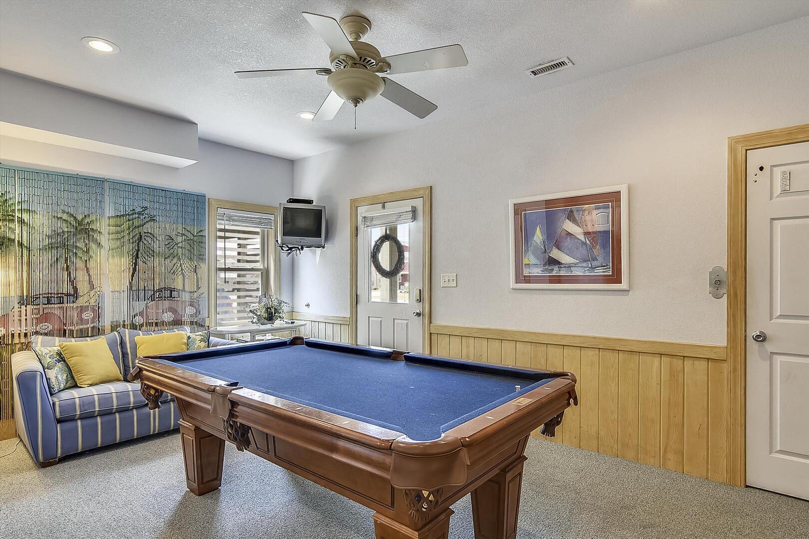 Pool Level,Game Area,