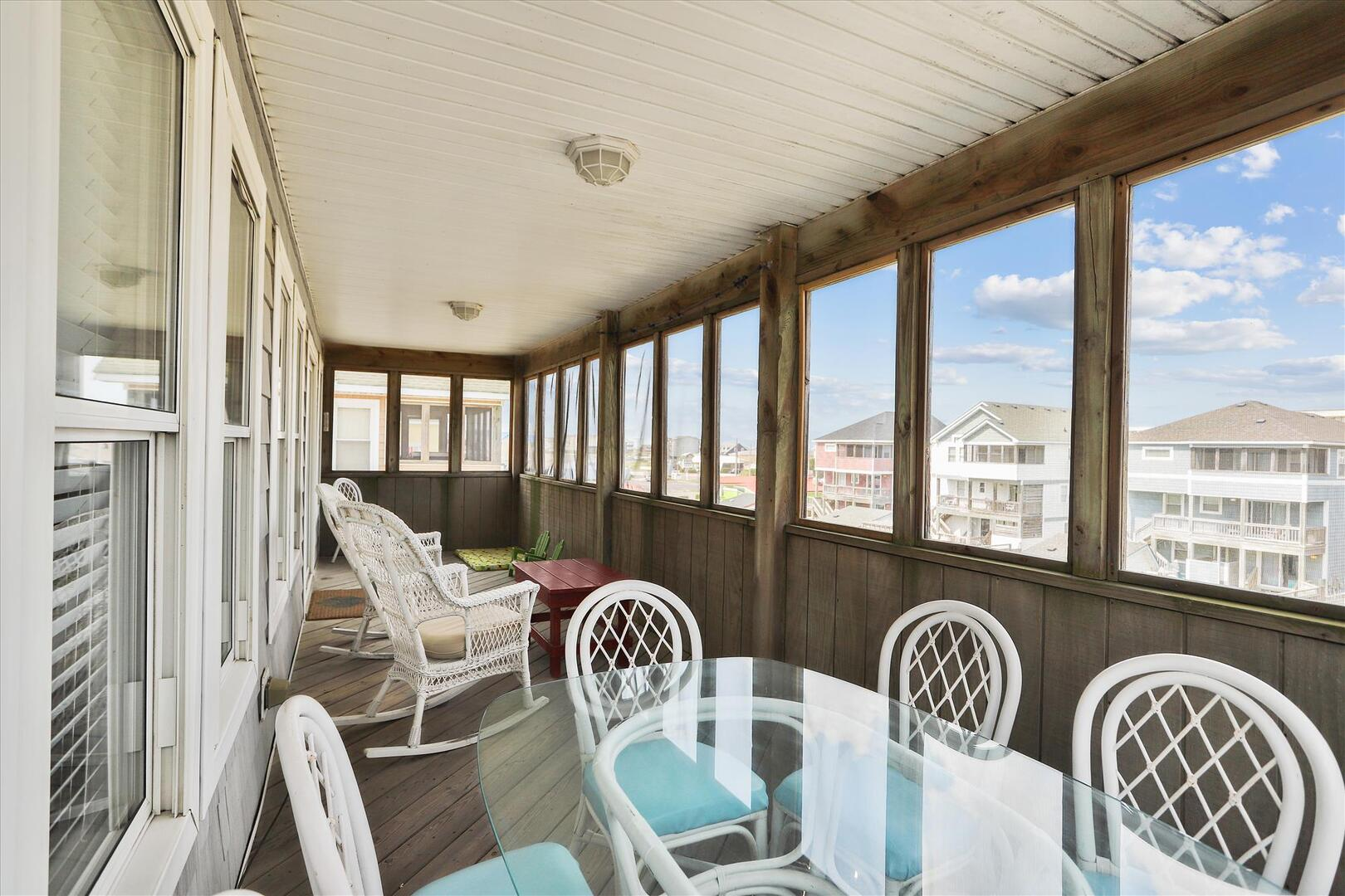 Upper/Main Level,Screened Porch,