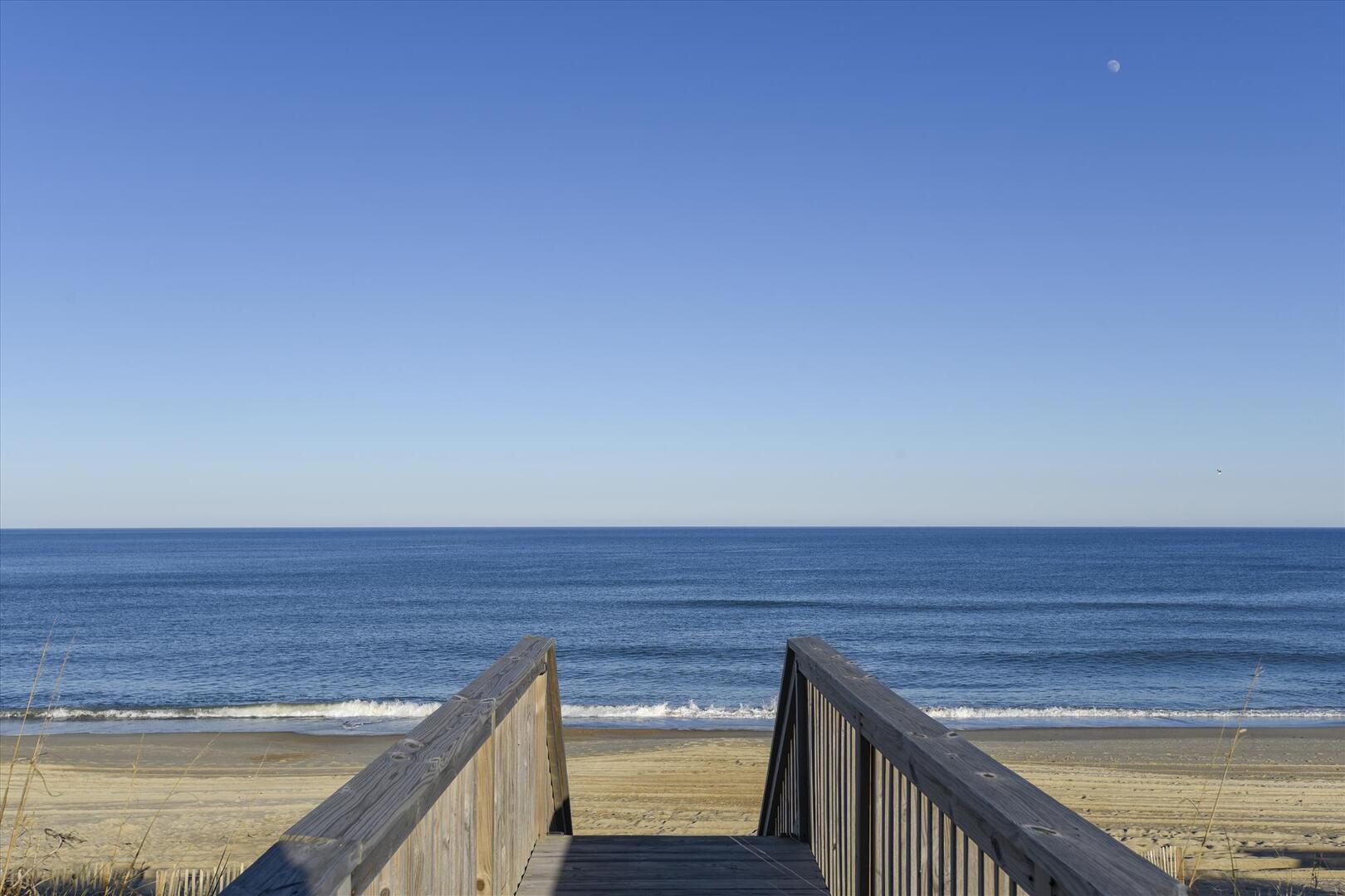 Main Level,Beach Deck,