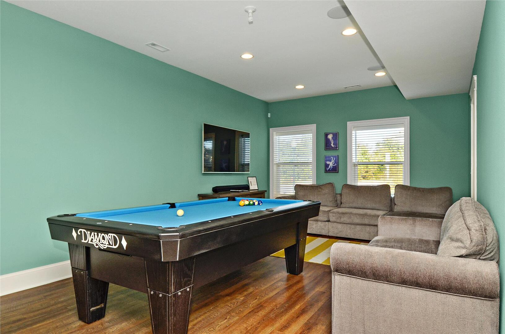 Lower Level,Game Room,