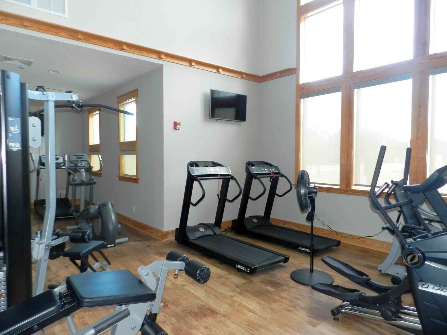 Fittness Center