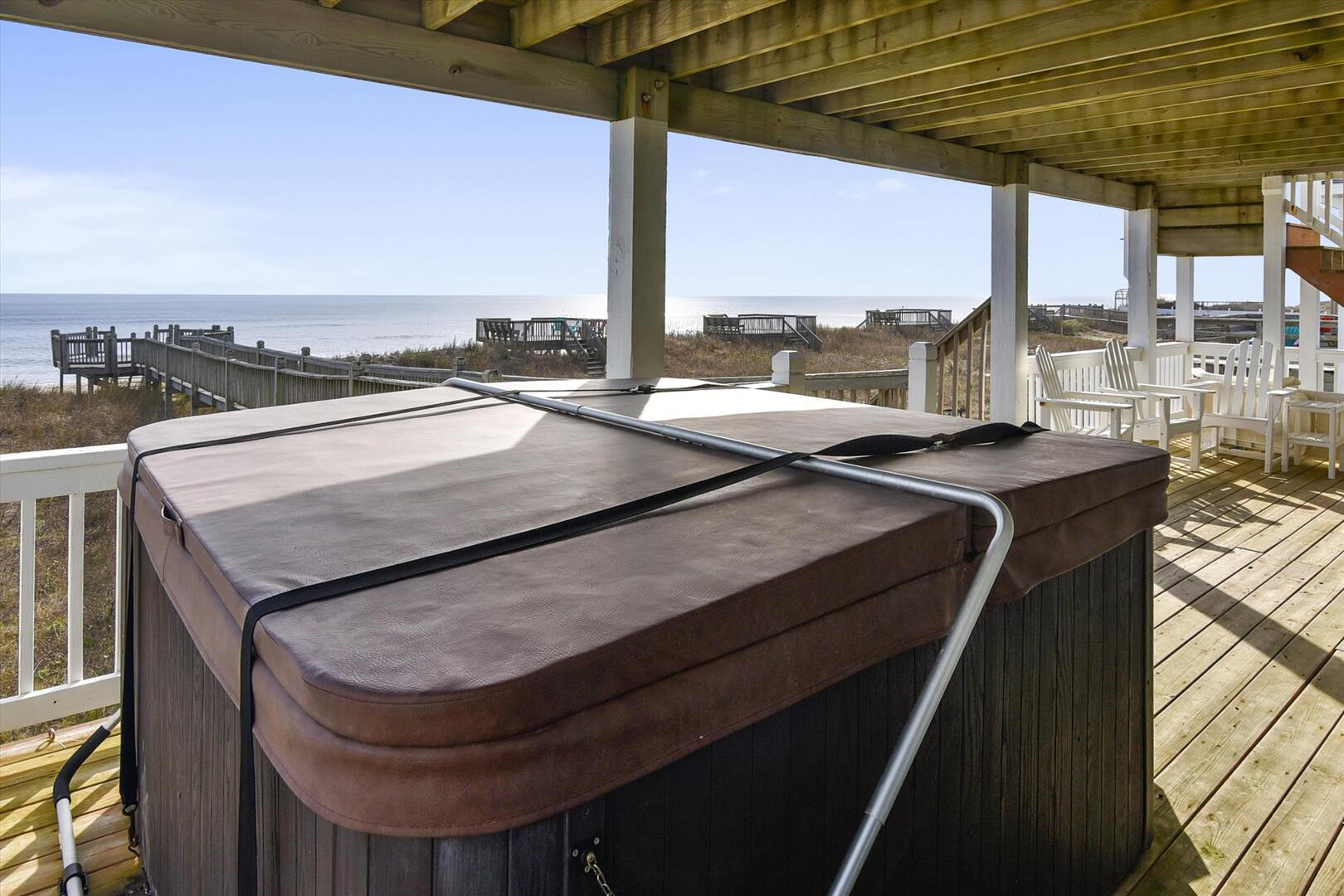 Middle/Entry Level,Hot Tub,