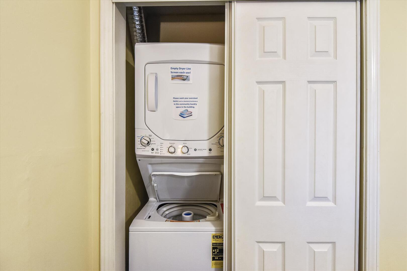 Floor Plan,Washer Dryer,