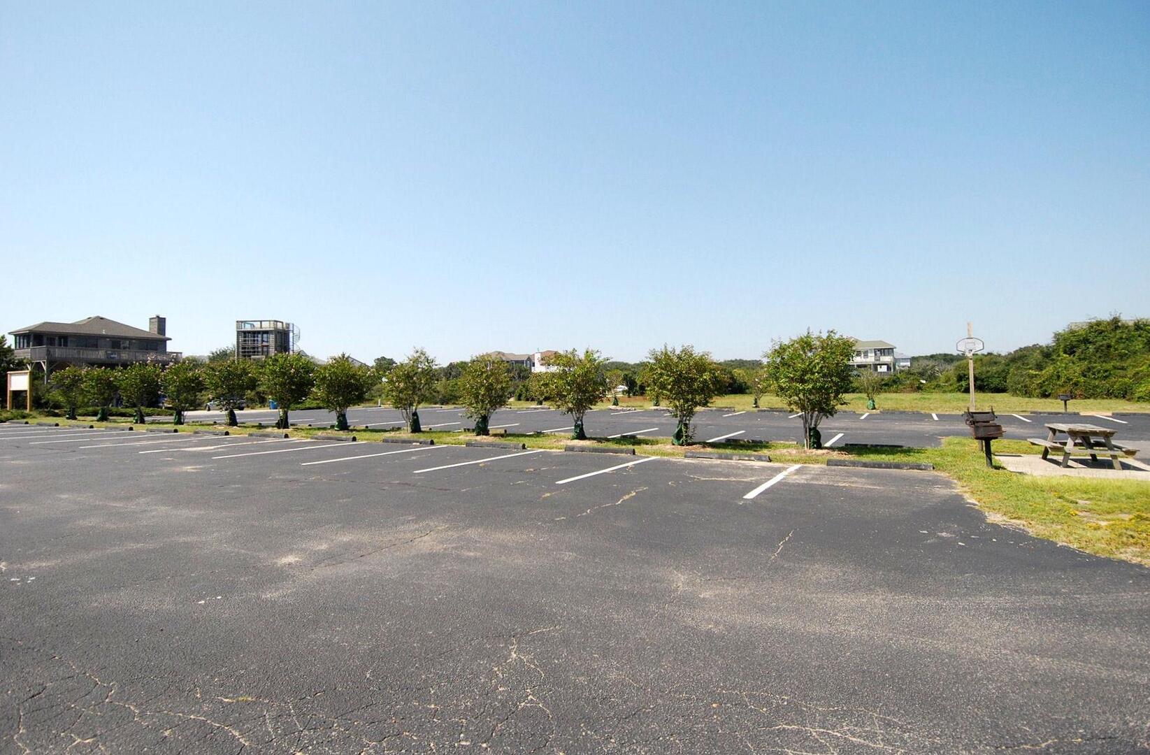 Amenity,Duck Blind Villas Parking,