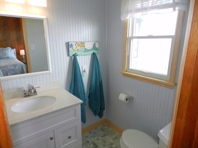 Renovated King Master Bathroom