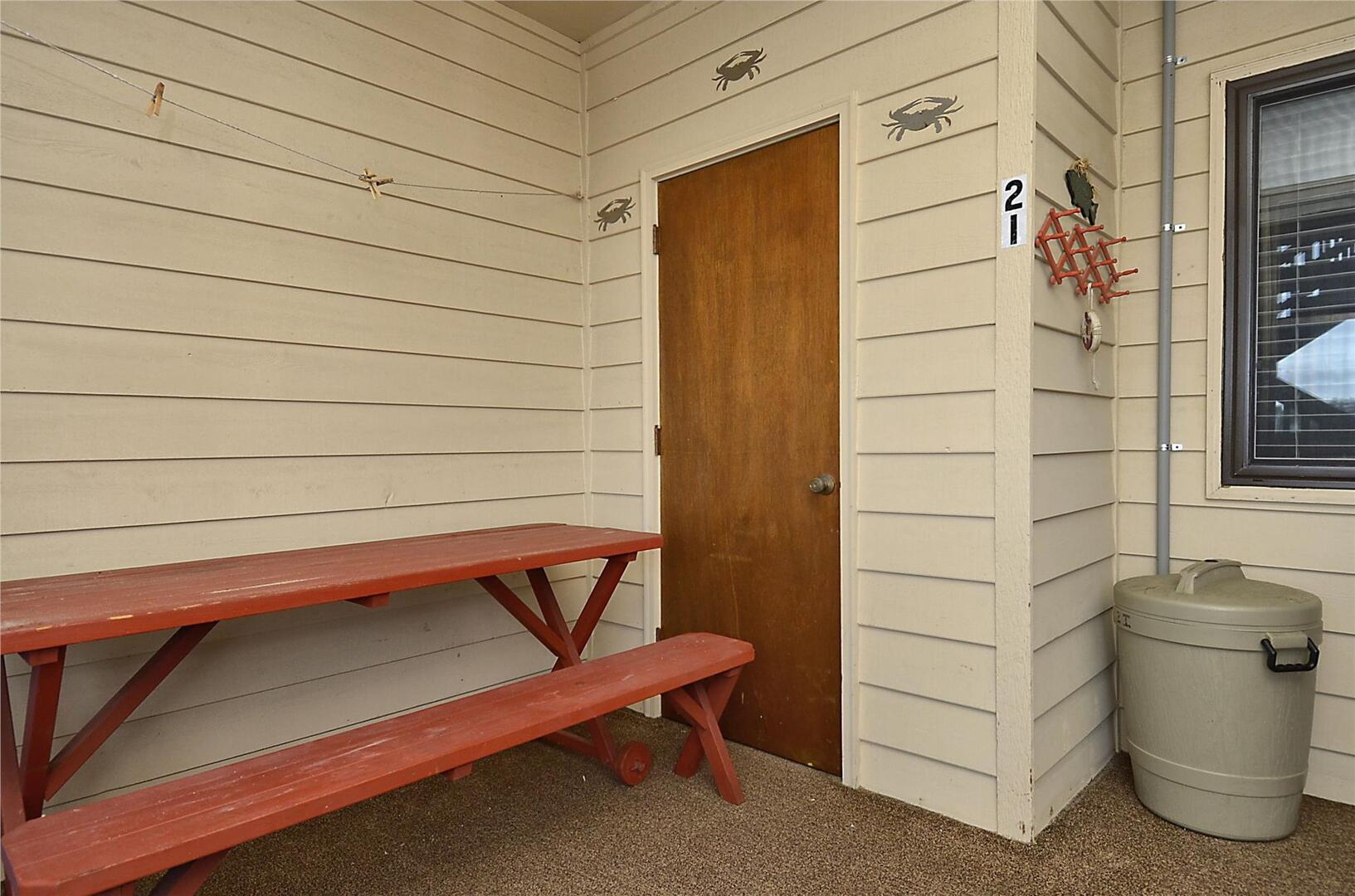 Floor Plan,Screened Porch,