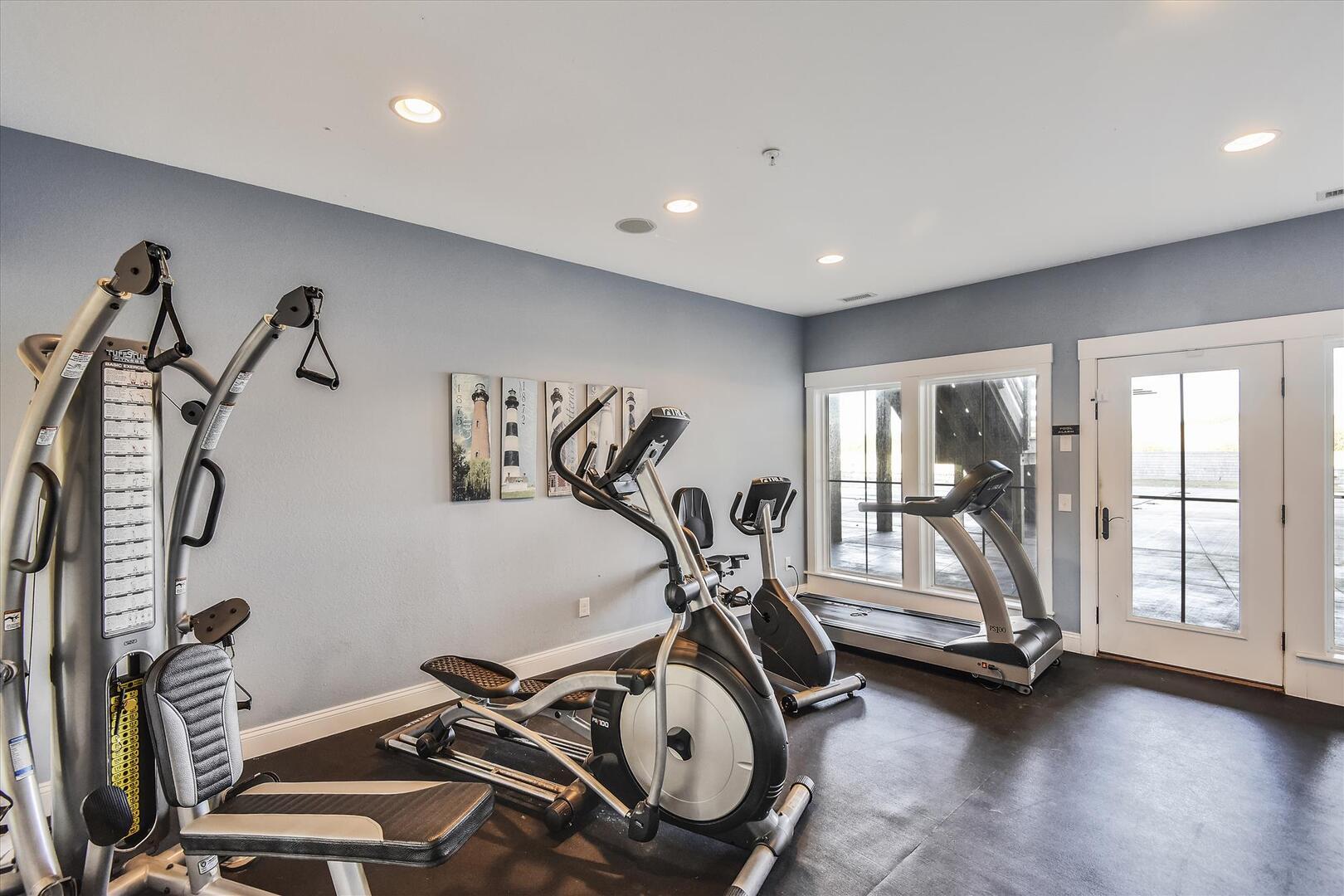 Lower Level,Exercise Room,