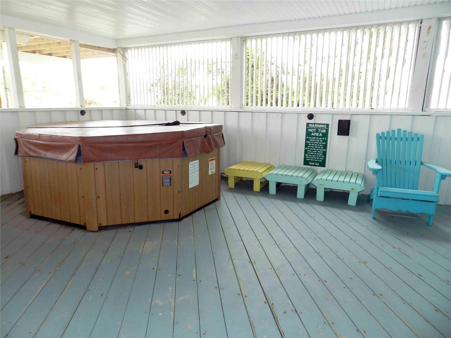 Lower Level,Hot Tub,