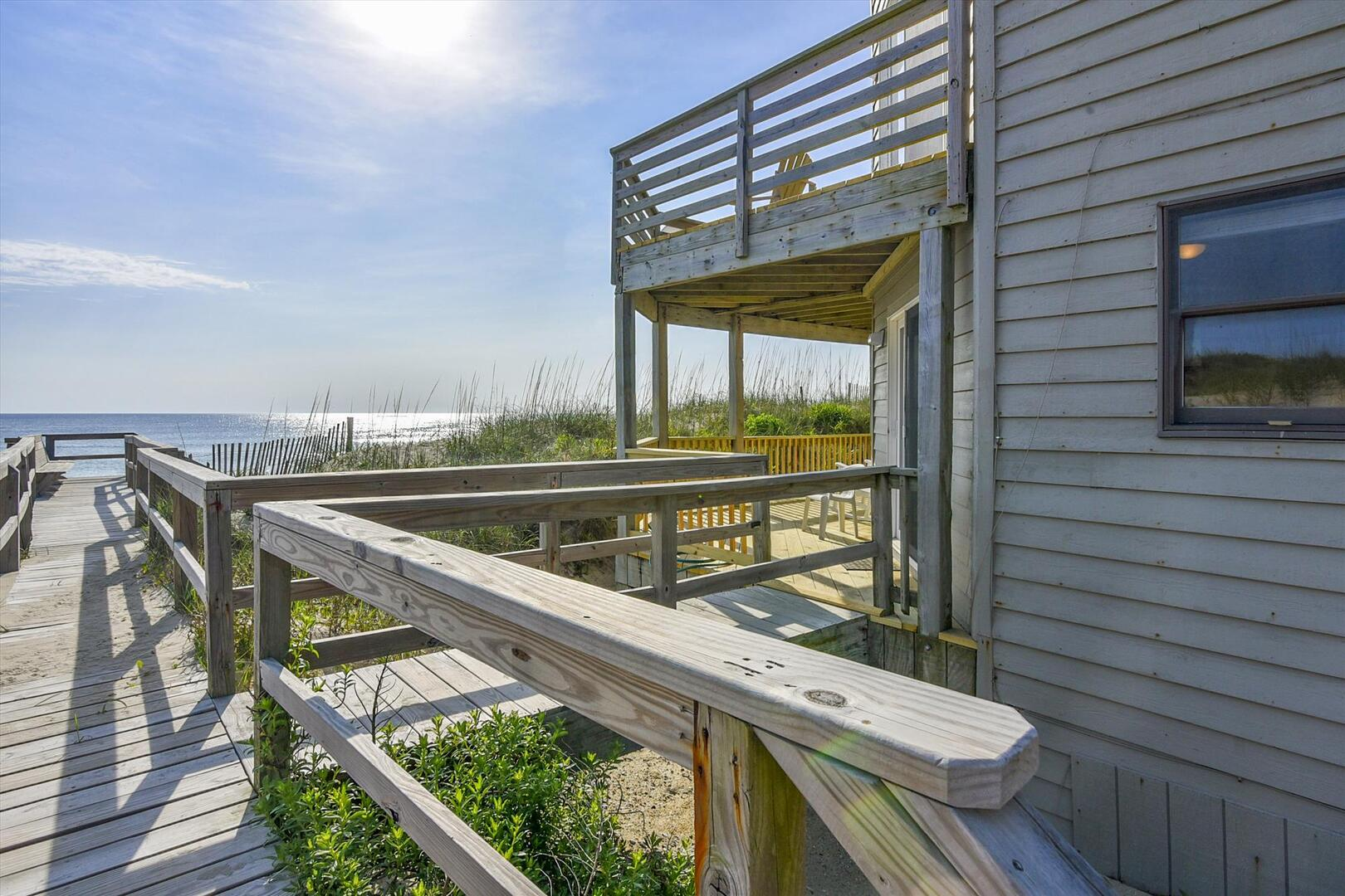 Middle/Entry Level,Beach Access,