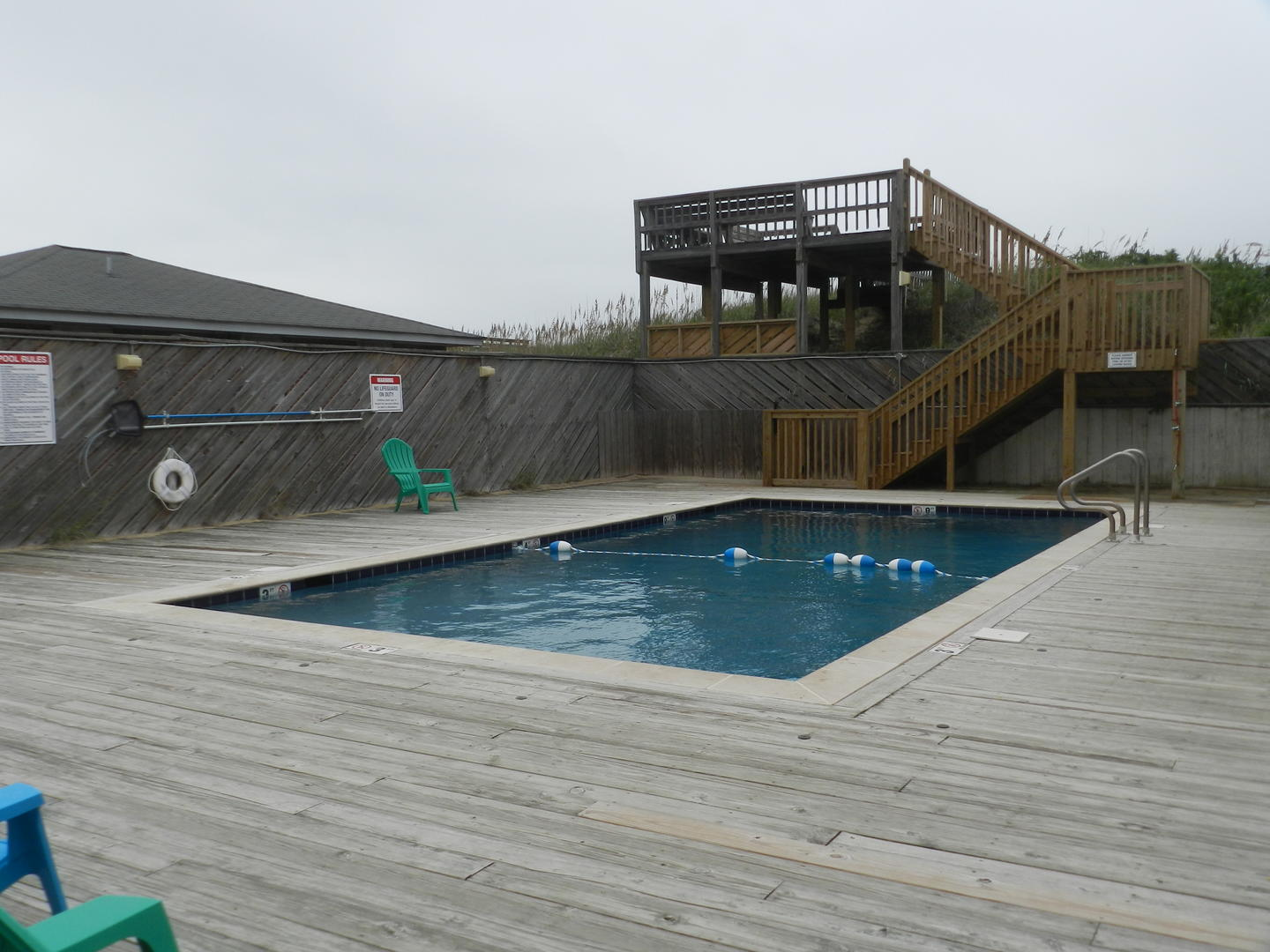 Community Pool Area