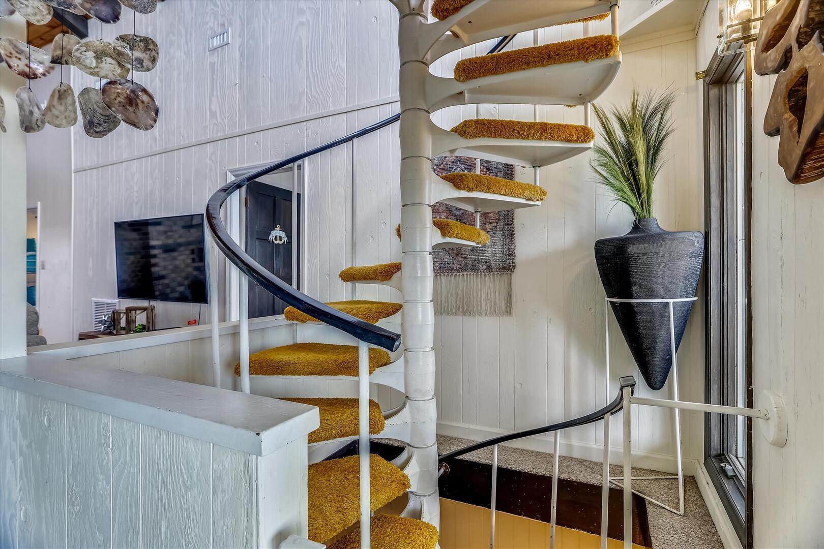 Main Level,Stairs,