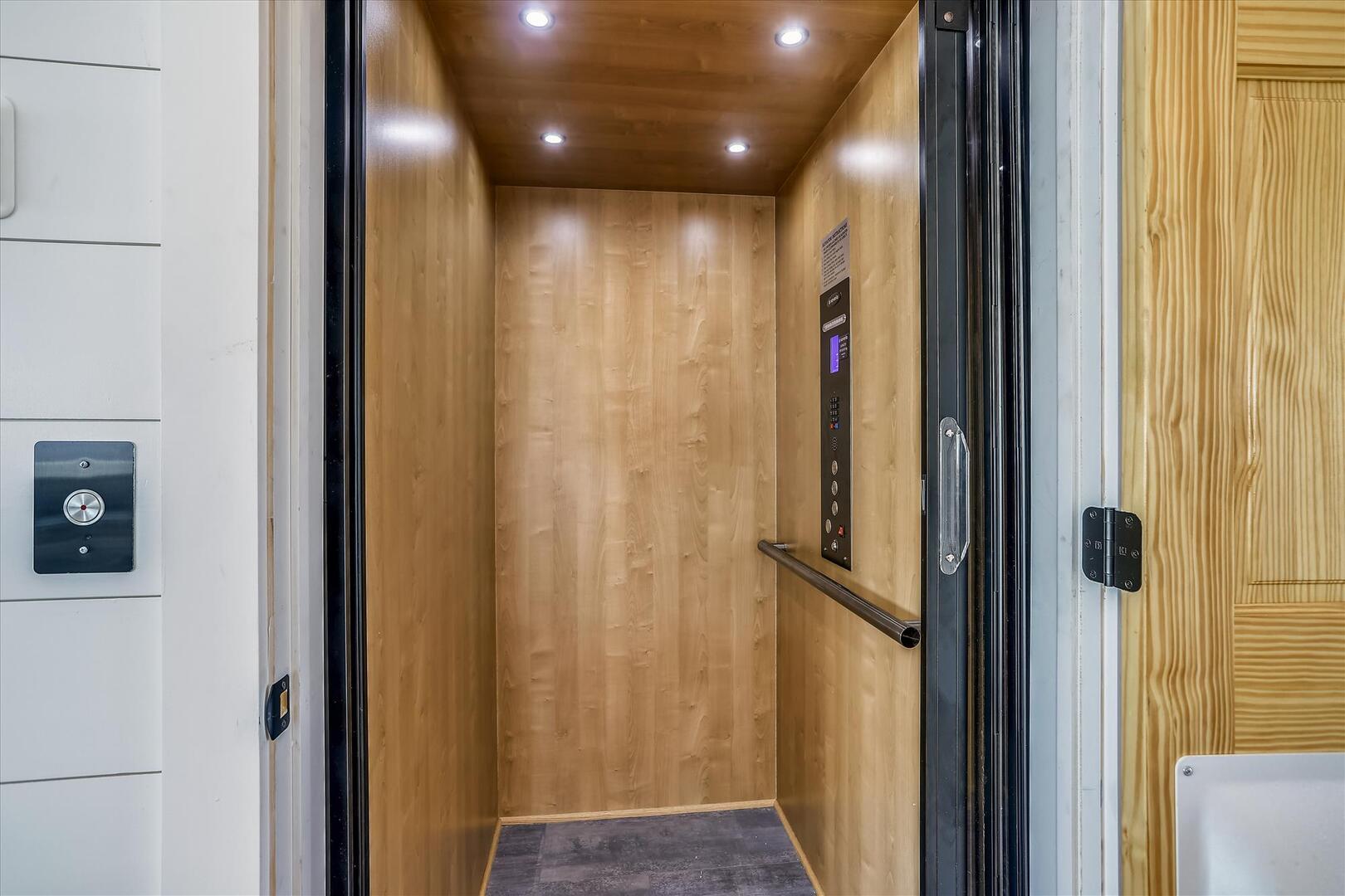 Main Level,Elevator,