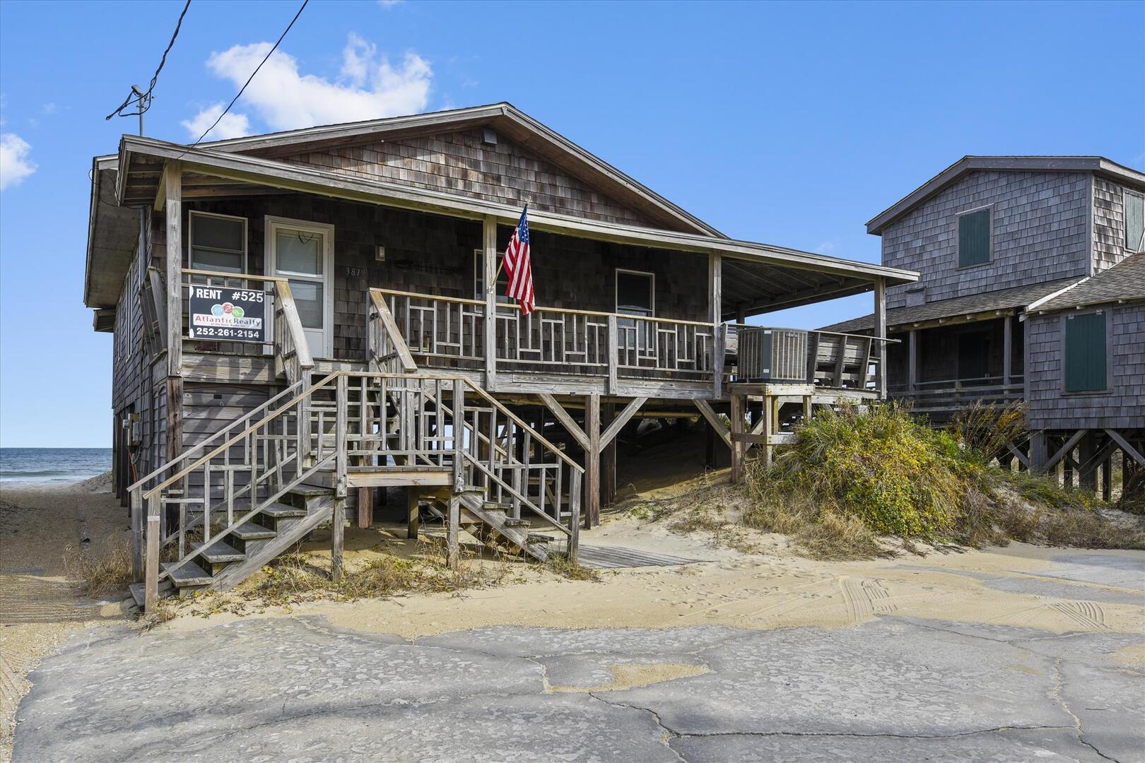 Exterior,3819 S.Va Dare Trail,