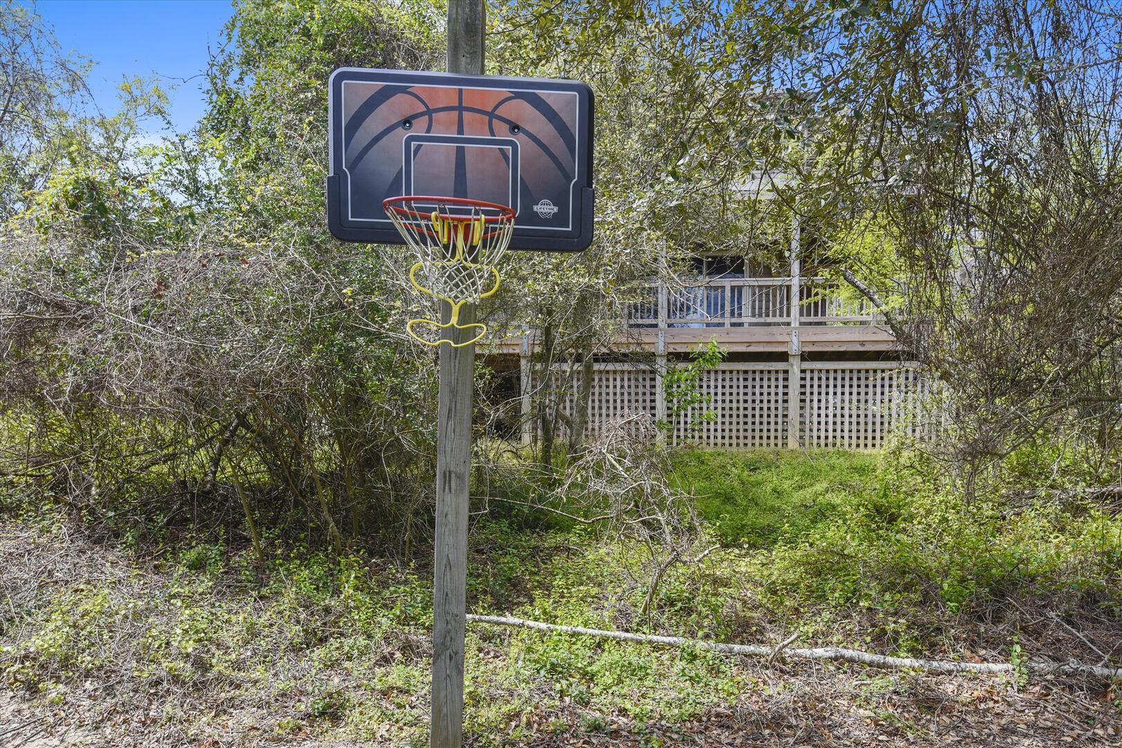 Lower Level,Basketball,