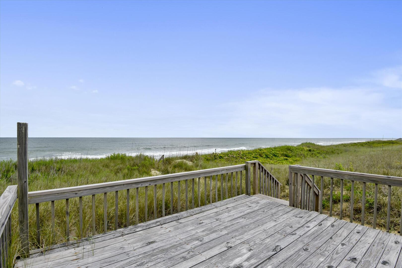 Floor Plan,Beach Deck,