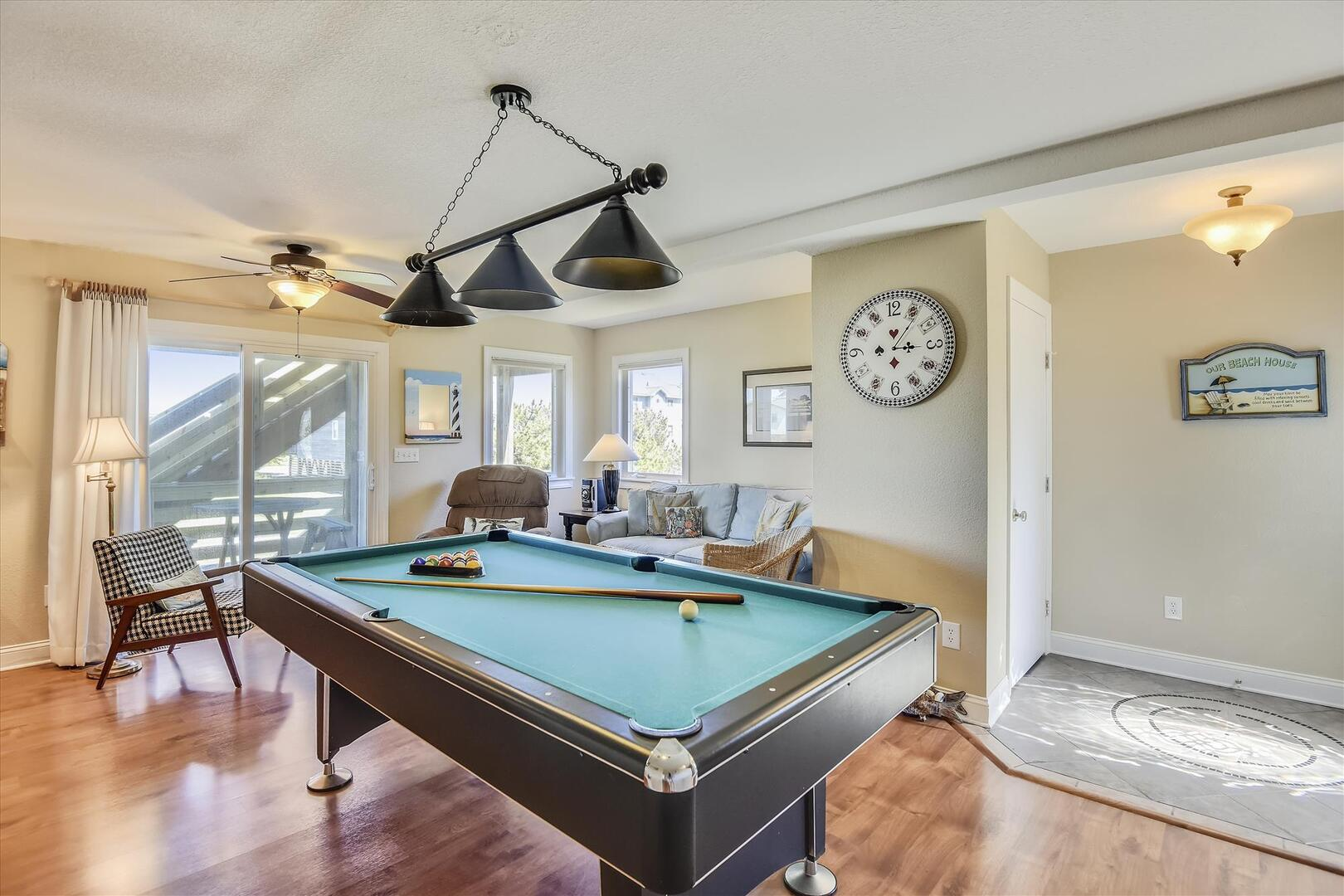 Entry Level,Pool Table,
