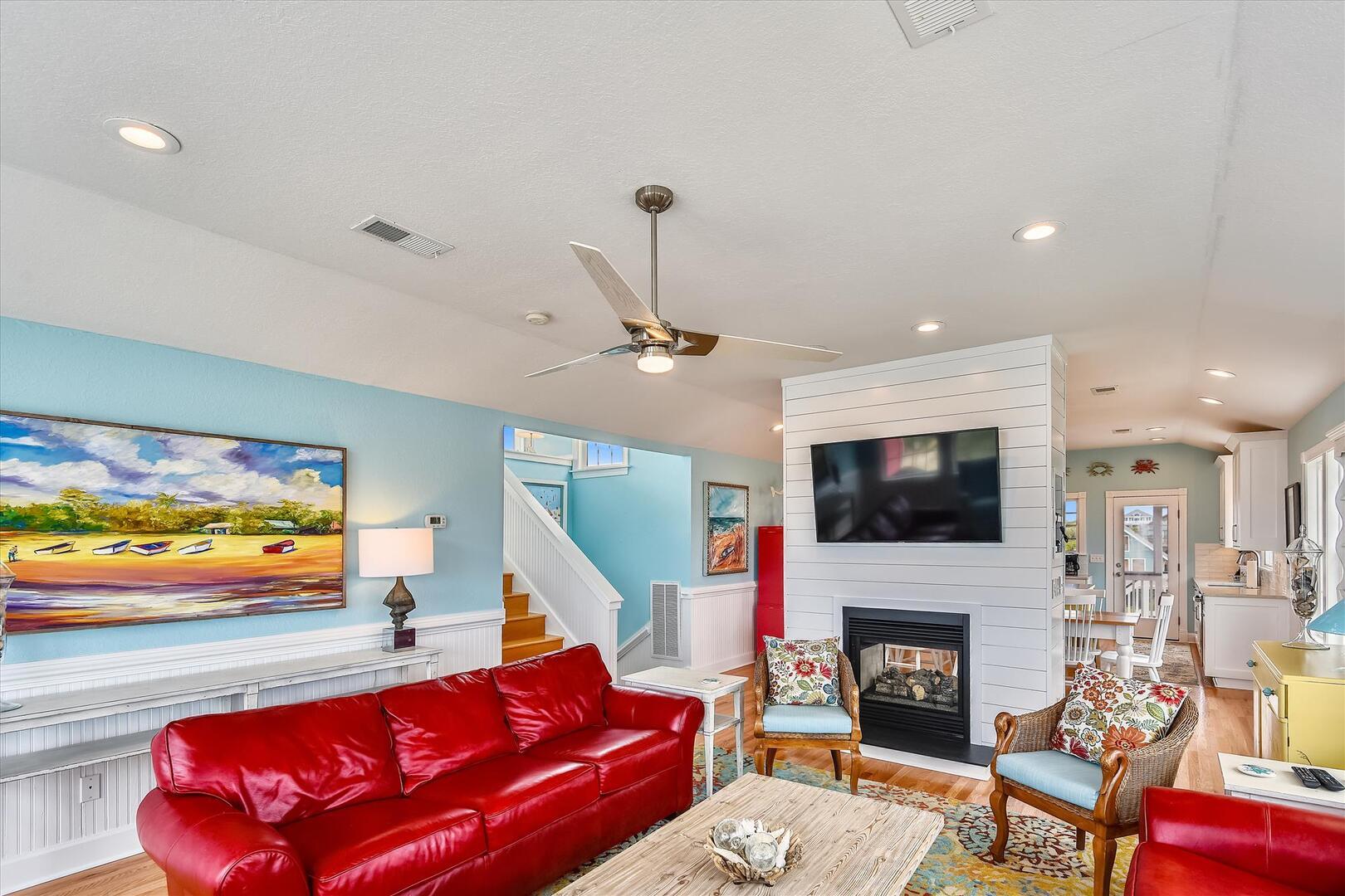 Upper/Main Level,Living Area,