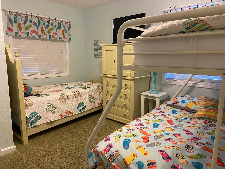 Floor Plan,Bunk Bedroom,