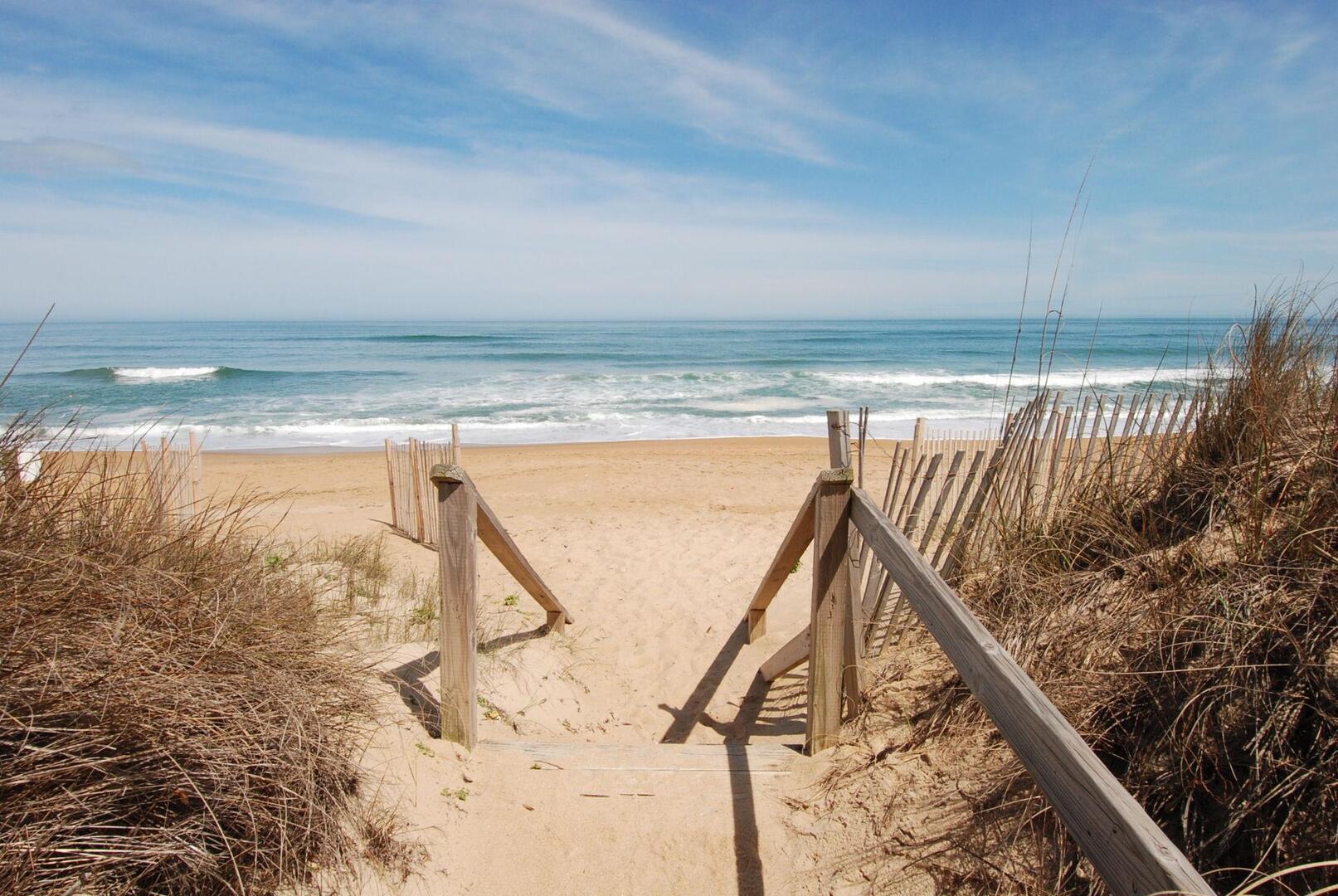 Exterior,Beach Access,