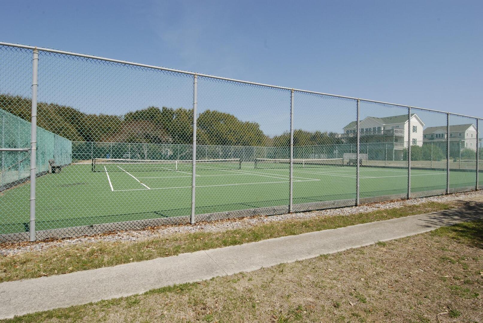 Amenity,Port Trinitie Community Tennis Courts,