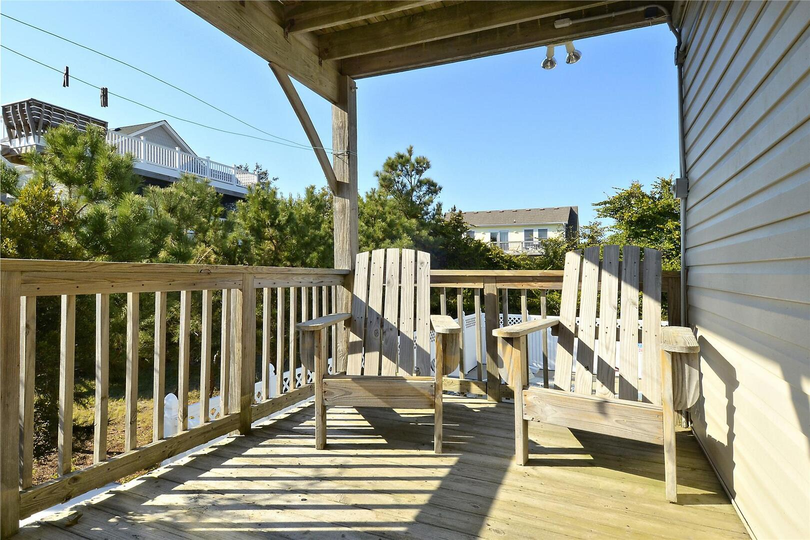 Entry/Middle Level,Deck,