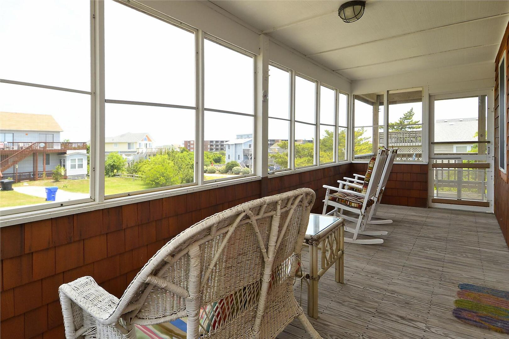 Main Level,Screened Porch,