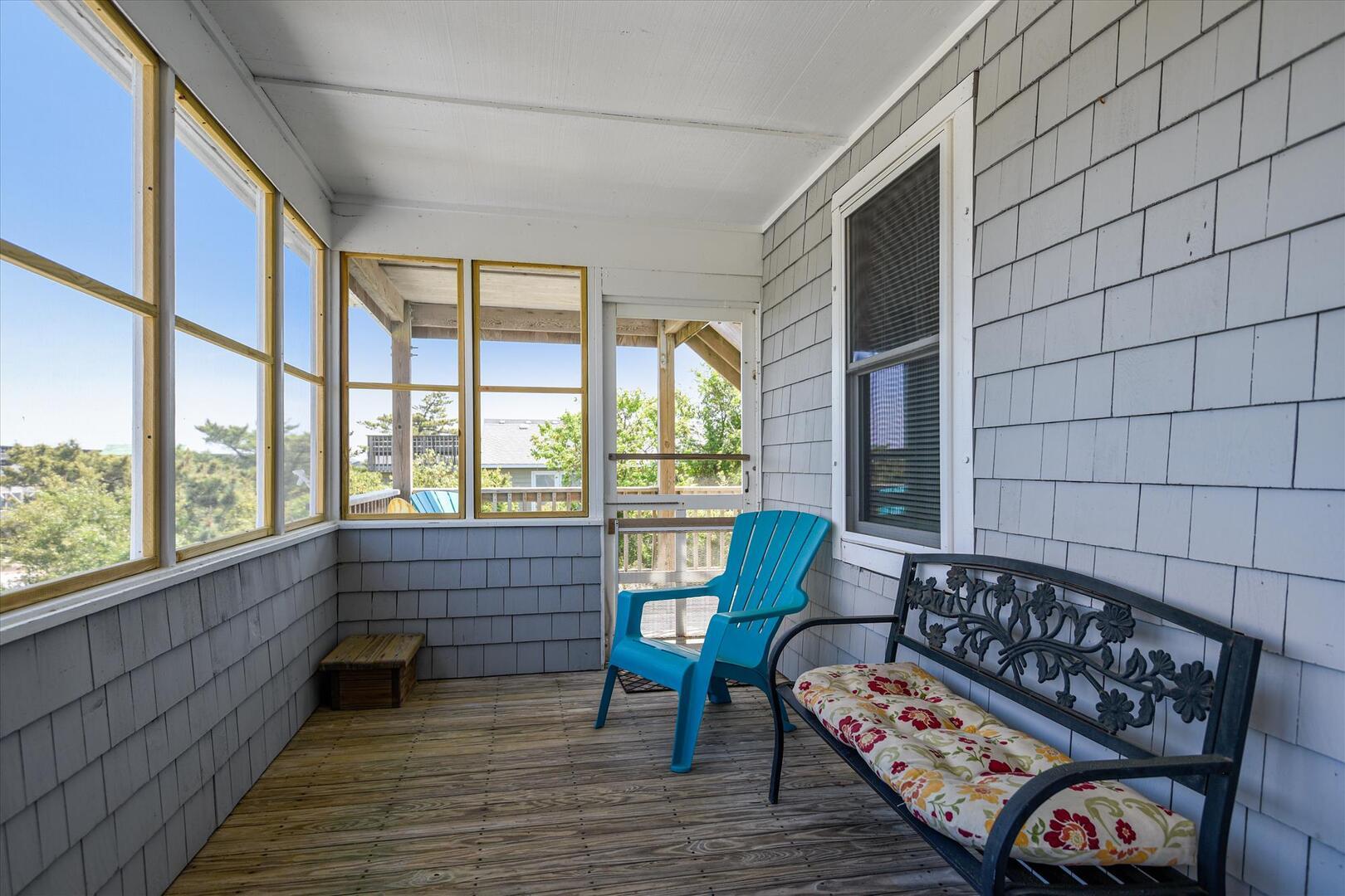 Main Level,Screened Porch,