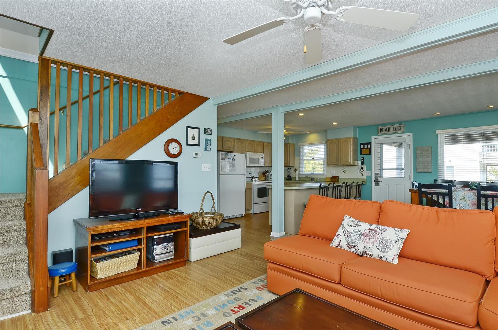 Main Level,Living Area,