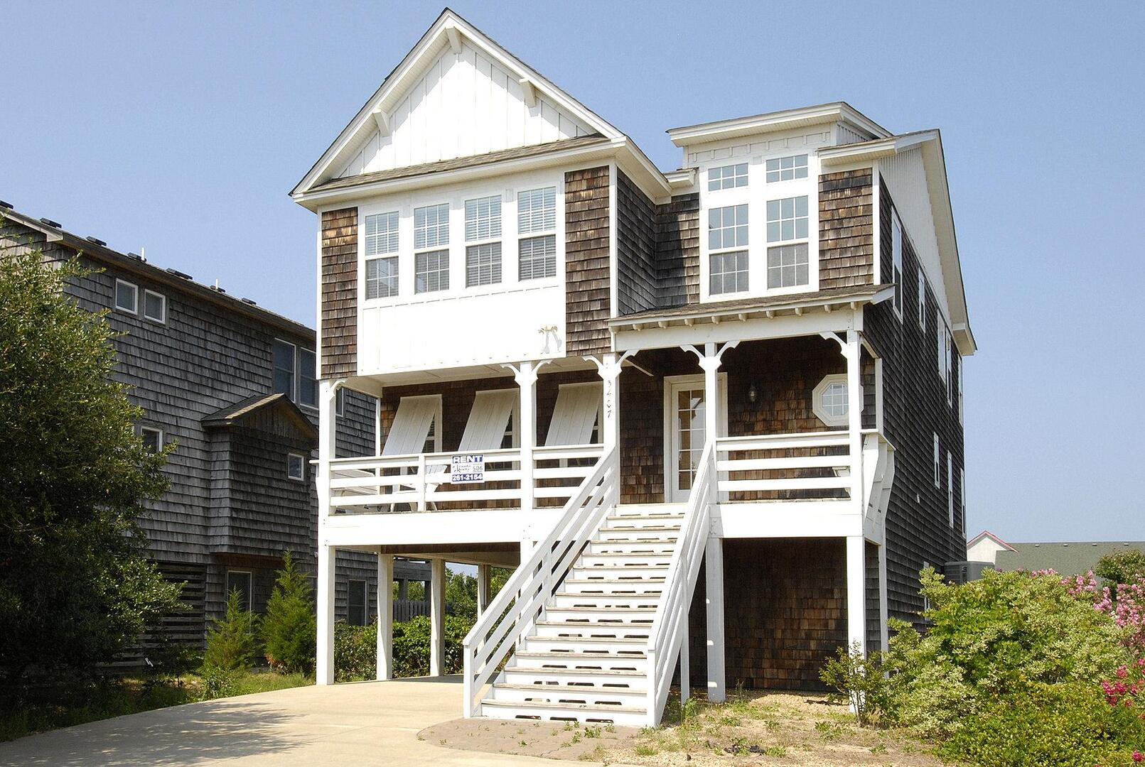 Exterior,Nags Head Place,