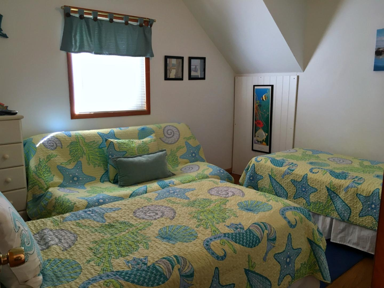 Twin and Futon Room