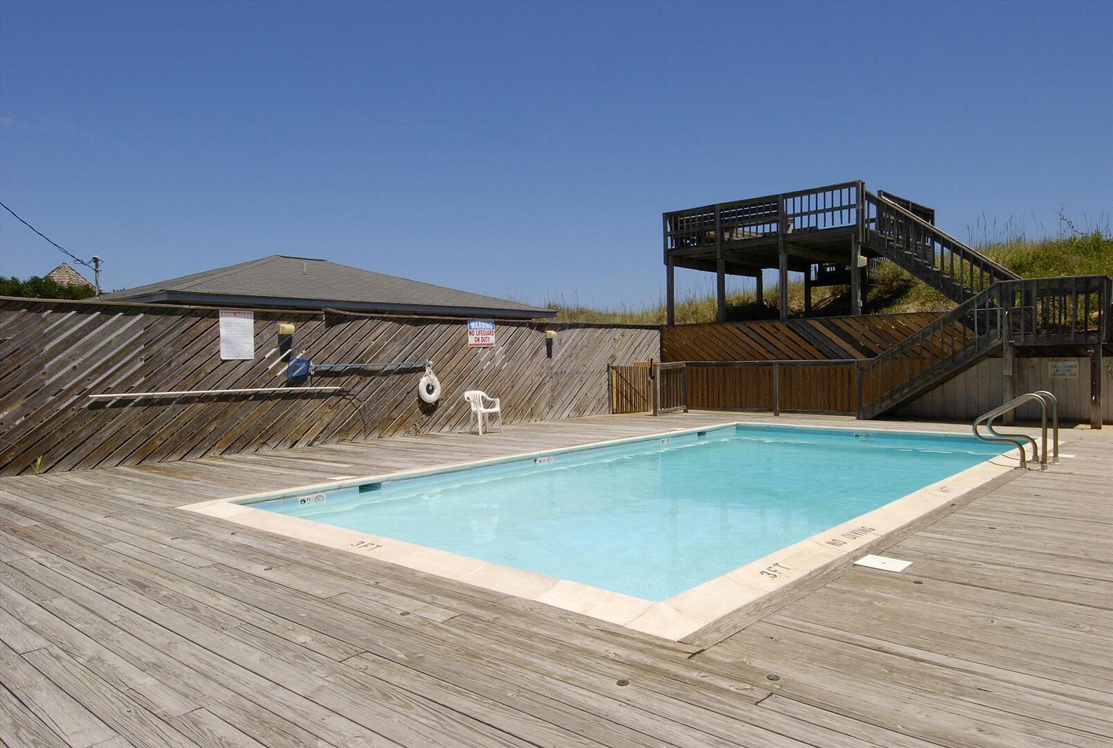 Amenity,Sea Oats Villas Pool,