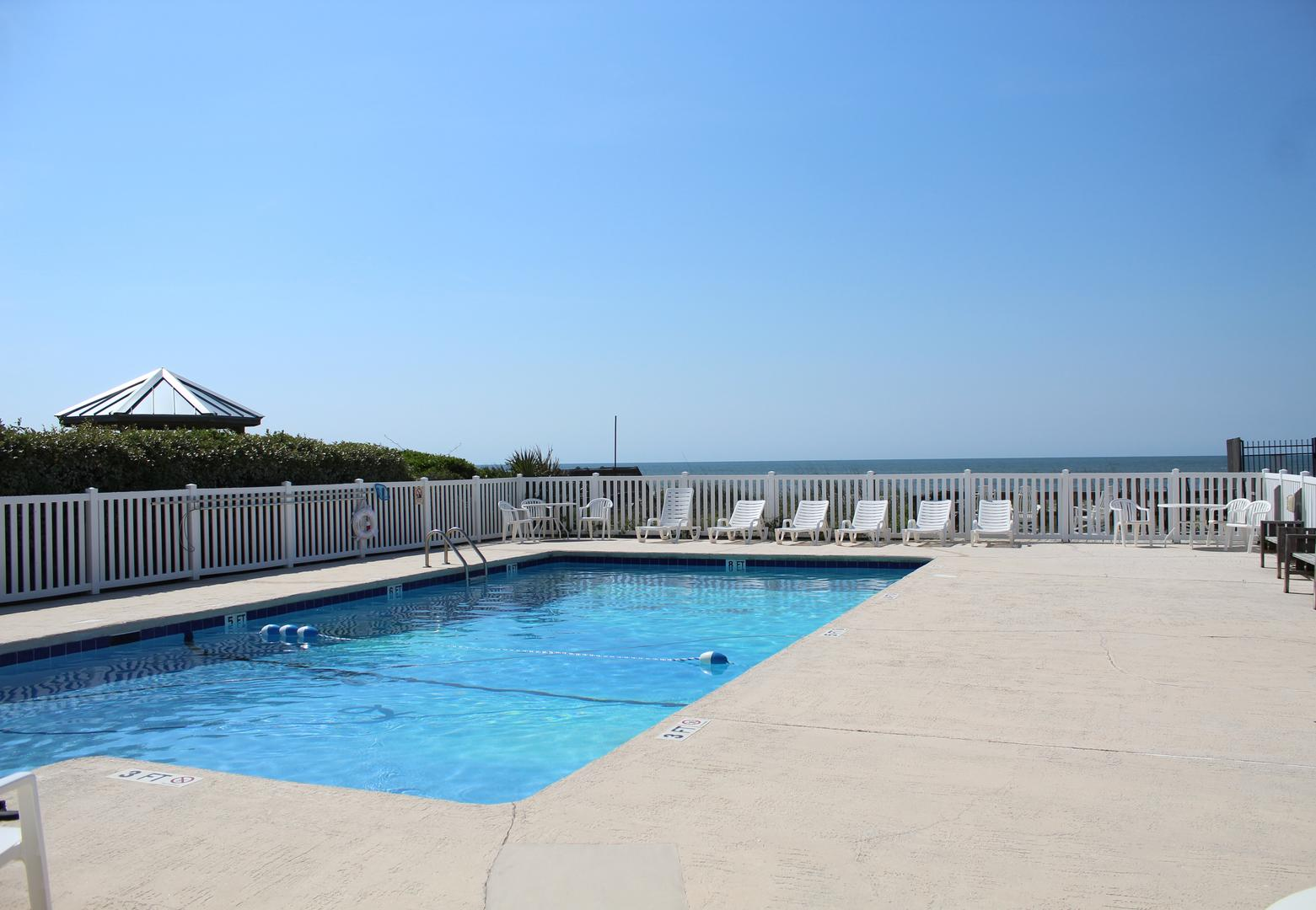 Ocean Front Pool