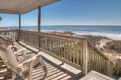 Ocean Front Porch