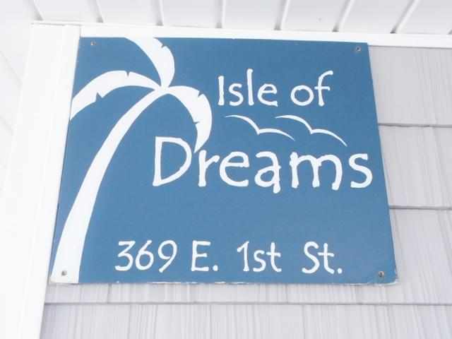 Isle of Dreams