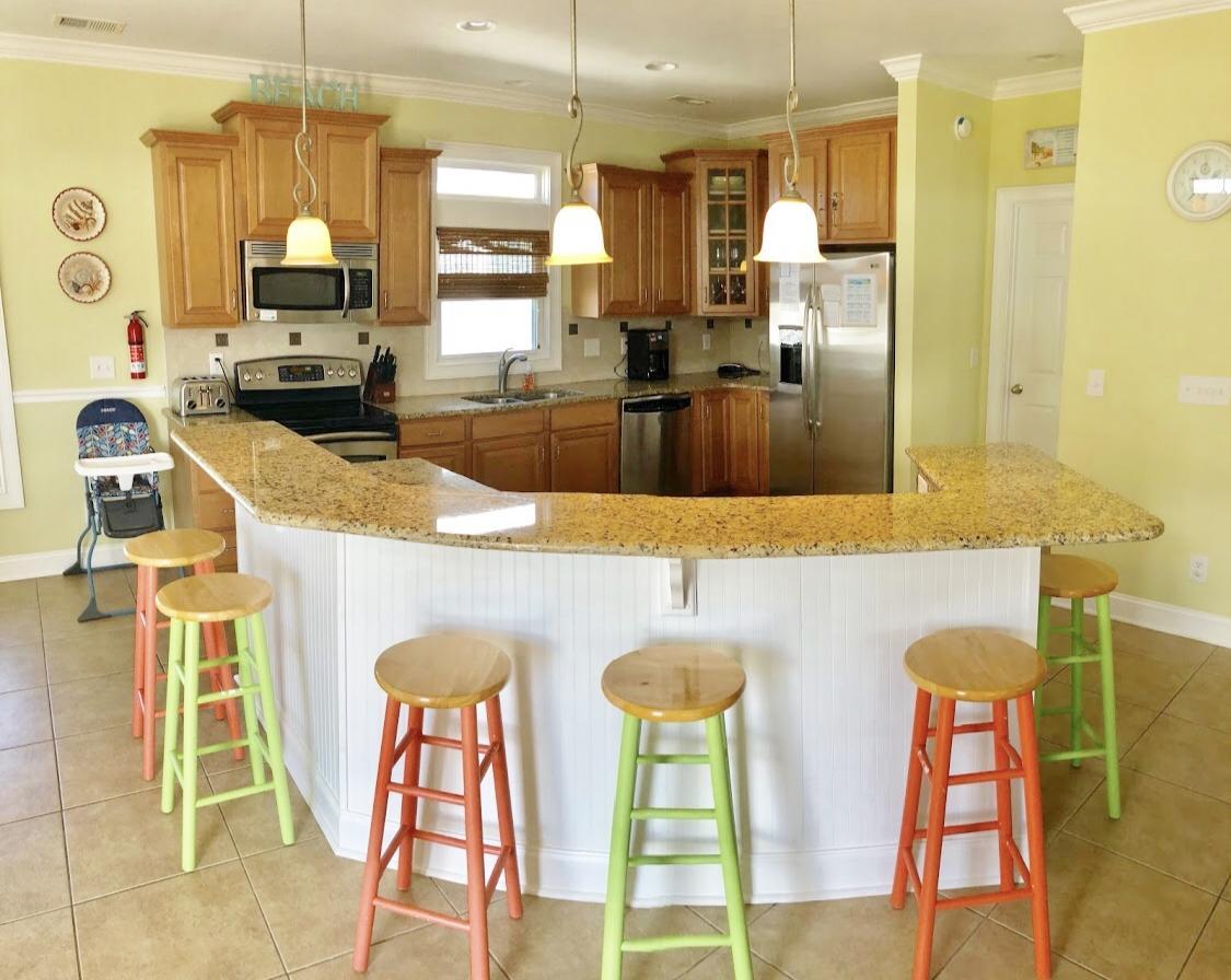 Kitchen on 2nd floor