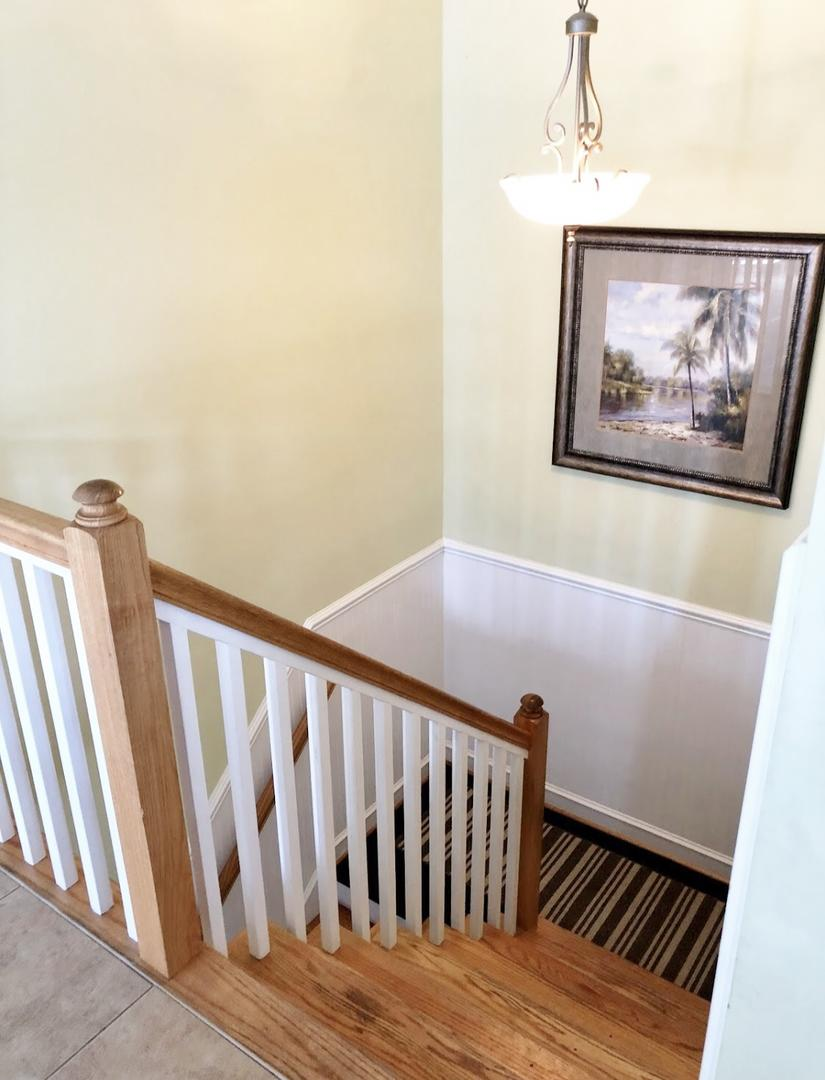 Indoor Staircase