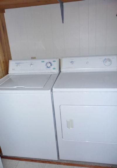First Floor Laundry Area