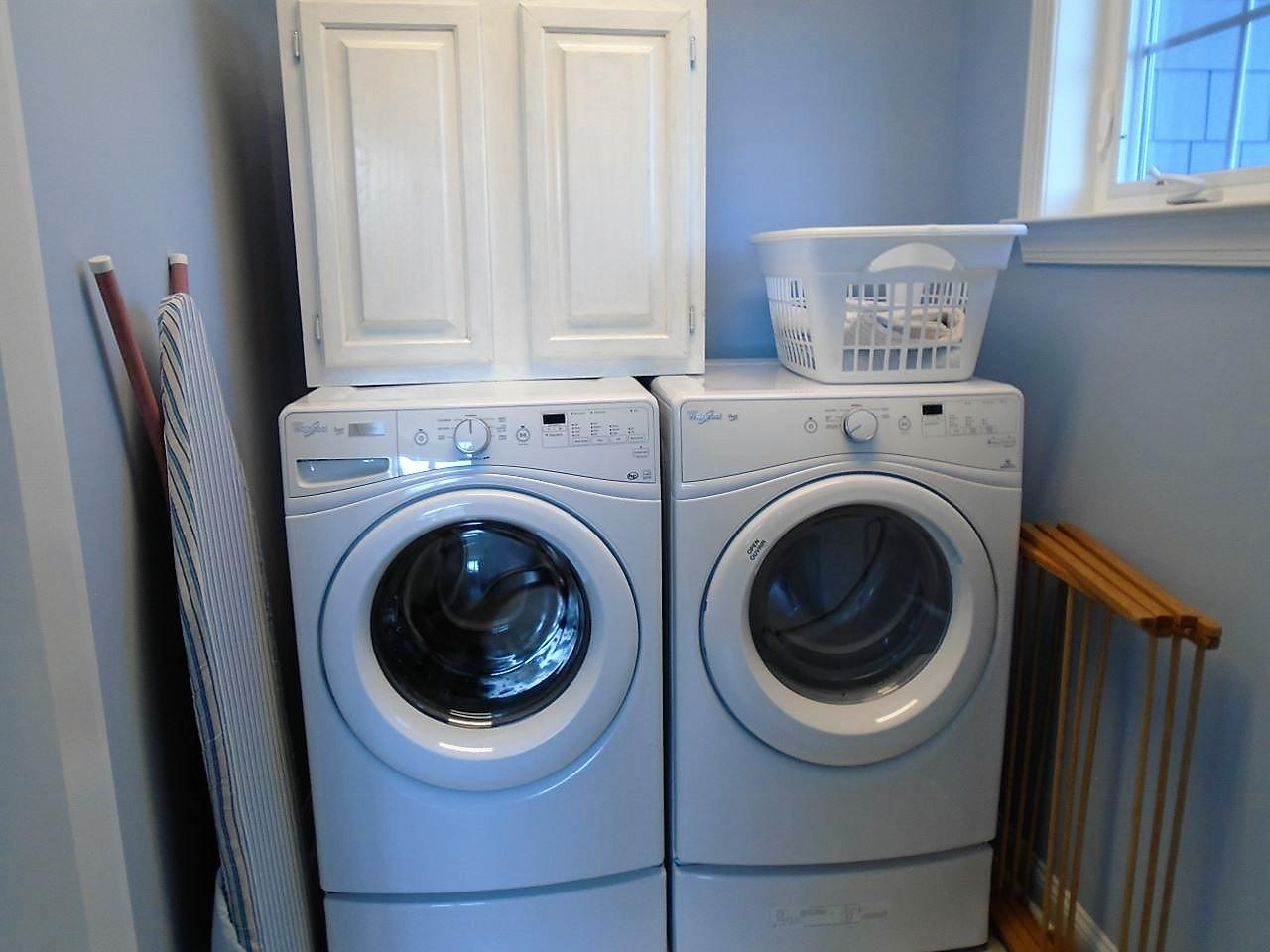 Laundry Room - upstairs