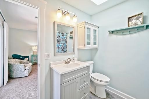 Jack & Jill Bathroom