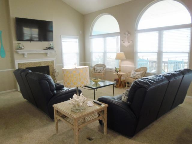 Ocean front Livingroom