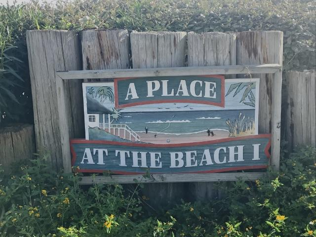 PLACE AT THE BEACH