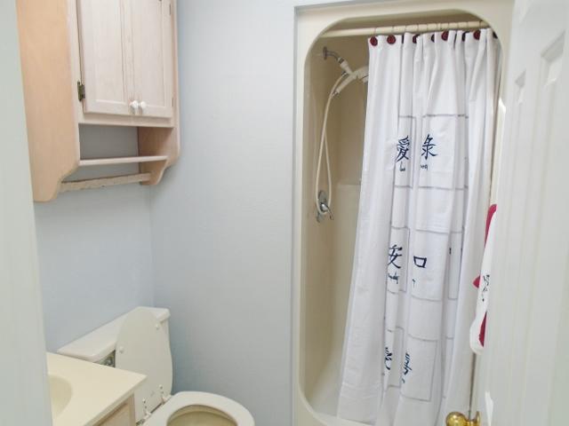 Hall Bathroom/Upstairs