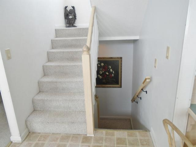 Access to lower level